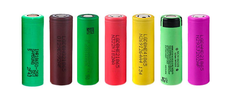 Как правильно выбрать аккумулятор для электронной сигареты?