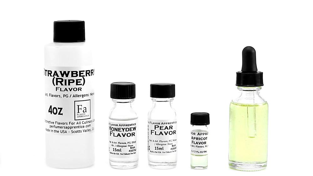 Как приготовить основу для электронных сигарет?