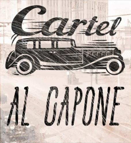 Жидкость Cartel 'Al Capone' 30 мл