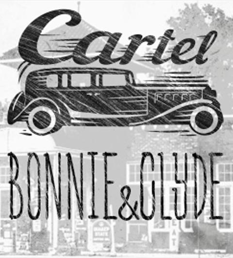 Жидкость Cartel 'Bonnie & Clyde' 30 мл