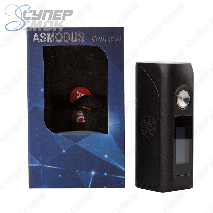 Боксмод Asmodus Colossal 80W TC