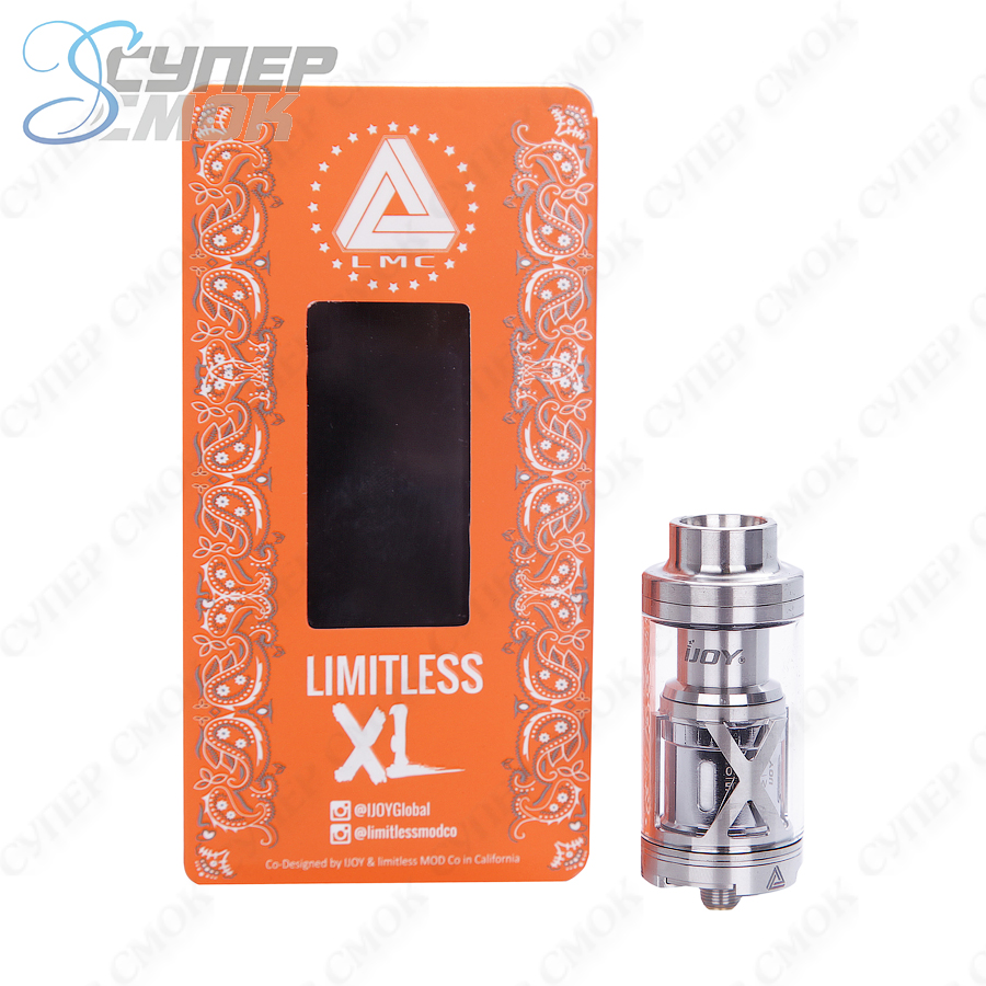 Клиромайзер iJoy Limitless XL