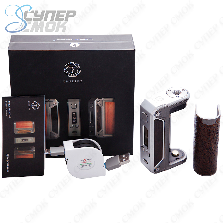 Боксмод Lost Vape Therion DNA75W TC