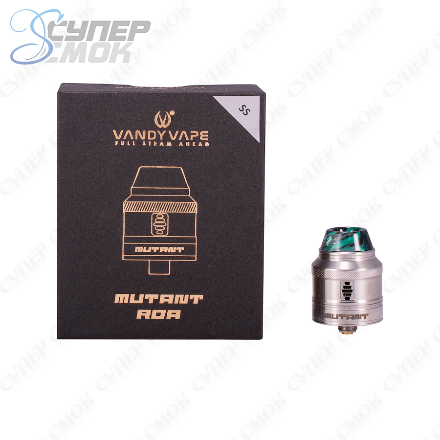 Дрип-атомайзер Vandy Vape Mutant RDA