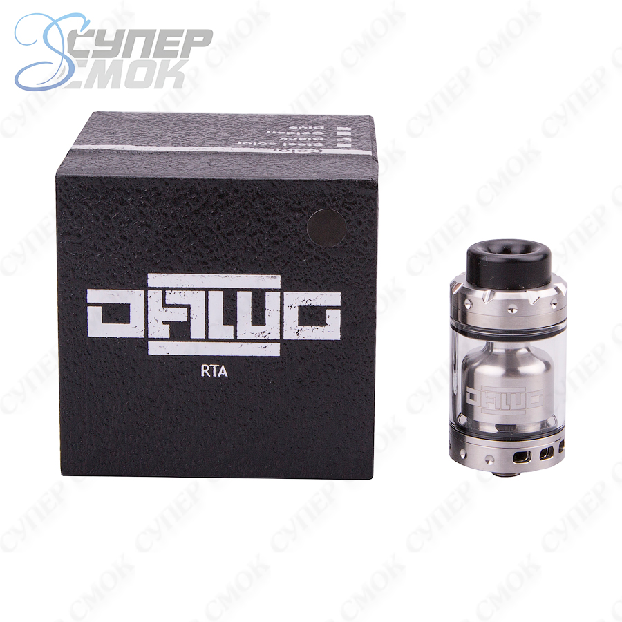 Бакомайзер Asmodus Vapers MD Dawg RTA